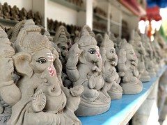 Ganesha Chaturthi (Rajesh_Kr) Tags: idols festival ganesha