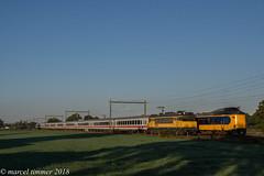 NS 1746 en ICM 4242, Teuge (cellique) Tags: ns nsinternational icm 1746 4242 intercity teuge spoorwegen treinen koploper eisenbahn zuge railway train