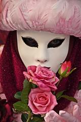 venetian masks portraits - 6 (fotomänni) Tags: masken masks venezianischerkarneval venezianisch venetiancarnival venetian venezianischemasken venetianmasks venezianischemesseludwigsburg portraits portrait portraitfotografie manfredweis