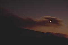 always a moon (8) (birdcloud1) Tags: moon luna crescentmoon moonrise cloud dawn alwaysamoon warm canoneos80d eos80d canon70300mm 70300mm amandakeogh amandakeoghphotography birdcloud1