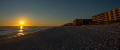 Beach - Santa Rosa Island - Okaloosa County - Florida - 27 November 2017 (goatlockerguns) Tags: beach santa rosa island okaloosa county florida fortwaltonbeach wyndham usa unitedstatesofamerica south southern southeast ocean gulfofmexico sunset