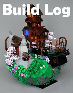 Ship's Bane: Build Log