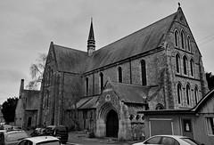 St Peter & St Paul's Church, Dover (joshtilley) Tags: stpeterandstpaul stpeter stpaul stpeterschurch stpaulschurch stpeterandstpaulschurch stpeterandstpauldover stpeterstpaul saintpeterandsaintpaul saintpeter saintpaul stspeterandpaul doverkent doverchurch parishchurch anglicanchurch dover churchdoor kent eastkent southkent blackandwhite blackandwhitephotography blackandwhitechurch blackwhitephotography blackwhitechurch blackwhite bw bwphotography bwchurch bwphoto churchbuilding