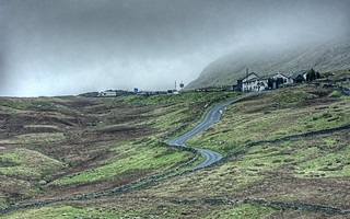 Kirkstone Pass Inn from