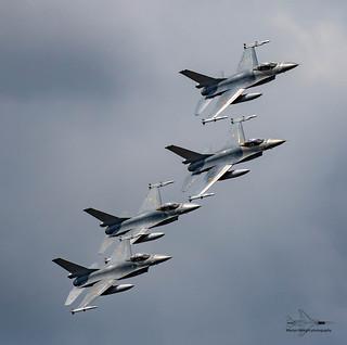 Thunder Tigers (F-16's demo BAF)