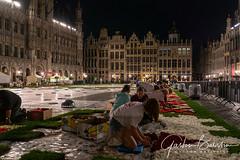 Carpet flowers 2018, Great Market, Brussels, Belgium (Gaston Batistini) Tags: carpet flowers 2018 greatmarket brussels belgium batistini gaston gbatistini
