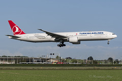 THY_B77W_TCLKA_AMS_SEP2018 (Yannick VP - thank you for 1Mio views supporters!!) Tags: civil commercial passenger pax transport aircraft airplane aeroplane jet jetliner airliner tk thy turkish airlines boeing b777 b77w 777300 er extendedrange tclka amsterdam schiphol airport ams eham netherlands nl europe eu aviation photography planespotting airplanespotting approach landing runway rwy 06 september 2018