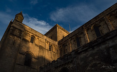 365-2018-255 - Romsey Abbey (adriandwalmsley) Tags: