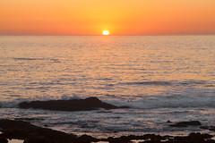Baiona septiembre 2018 (antonio f. martinez) Tags: bayona pontevedra galicia españa spain riasbajas riasbaixas mar sea sunset atardecer puestadesol