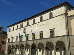 Italy - Lazio - Viterbo - Palazzo dei Priori (JulesFoto) Tags: italy lazio viterbo oldtown centrostorico townhall palazzodeipriori