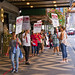 Unite Here Local 1 Hotel Workers on Strike Downtown Chicago Illinois 9-17-18 3913