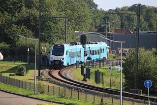 Connexxion 5039. Barneveld Noord, 16 september 2018