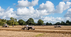 Ploughing match (tom ballard2009) Tags: sussex westgrinstead ploughing match landscape sky clouds tractor plough field soil land farming farm