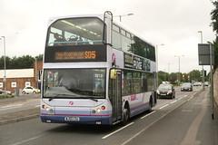 First Hampshire 32765 - WJ55 CSU (Bristol MW Driver) Tags: firsthampshiredorset portchester 32765 wj55csu