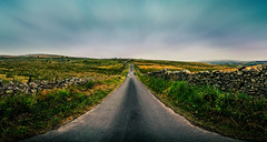 Road to Infinity (gabormatesz) Tags: england unitedkingdom landscape landscapes longexpo canon canon80d 1018mm wideangle road clouds nature naturephotography photography roads