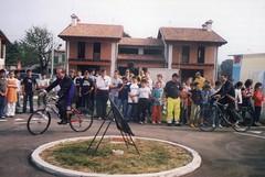 Inaugurazione pista ciclabile (Banca della Memoria Trevignano) Tags: ernesto vidotto falzè inaugurazione ciclisti bici sindaco presidente leonardo muraro franco bonesso politici