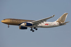 A9C-KA A330-200 Gulf Air (JaffaPix +4 million views-thanks...) Tags: obbi aeroplane aircraft airliner flight flying airplane aviation jaffapix jaffapixcom airline