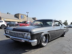 Cars and Coffee August 2018 (Pro Photo Photography) Tags: carsandcoffee vw empi chevy impala custom hot rod stockton mexicangrafitti ford cheve hotrod whitewall dodge beetle bug camper prophotophotophotography canon 70d raydar photographer carphotographer