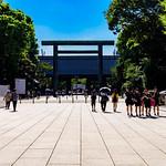 Yasukuni Shrine : 靖国神社 thumbnail