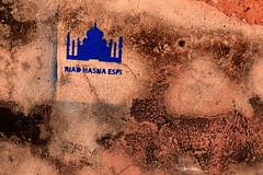 * (Gwenaël Piaser) Tags: 2018 august aout august2018 morocco maroc المَغرِب ⵍⵎⵖⵔⵉⴱ kingdomofmorocco المملكةالمغربية ⵜⴰⴳⵍⴷⵉⵜⵏⵍⵎⵖⵔⵉⴱ royaumedumaroc afriquedunord unlimitedphotos gwenaelpiaser canon eos 6d canoneos eos6d canoneos6d fullframe 24x36 reflex rawtherapee almaġrib 85mm 85mmf18 canonef85mmf18usm ef85mmf18usm ef85mm usm ef85mmusm canonef85mm118usm prime riad riadhasnaespi graffiti marrakech marrakesh city street rue mur wall