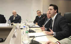 Apresentação do Plano de Governo ao G7 - FAEP, FECOMERCIO, FIEP, FECOOPAR, OCEPAR, FACIAP E ACP