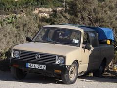 Isuzu KB (Norbert Bánhidi) Tags: malta mellieħa ilmellieħa car truck vehicle isuzu malte мальта málta