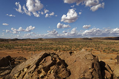Some of the hard country around Mutawintji National Park, NSW (darrylkirby) Tags: australia cloudyskies desert harsh highquality infocus inland inlandaustralia landscapes naturalworld nature natureclouds newsouthwales outbacknewsouthwales outback breathtakinglandscapes