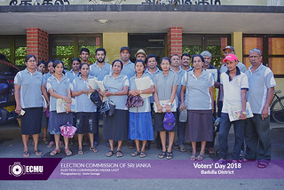 Voters Day Celebration 2018 - Badulla District