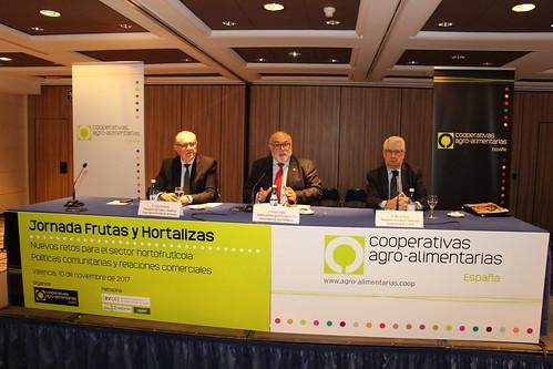 Jornada Nacional de FyH de Coop. Agro-alimentarias de España. Valencia (10-11-2017)