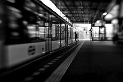 All Aboard (*Chris van Dolleweerd*) Tags: lensbaby chrisvandolleweerd street streetphotography urban blur