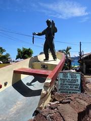 Estatua del Pescador (bernarou) Tags: mex mexican mexico cabo san luc lucas baja california cali el jose estatua del pescador statue culture art