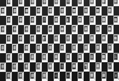 Windows Pattern (CoolMcFlash) Tags: window pattern texture facade bw blackandwhite fujifilm xt2 vienna architecture building fenster muster textur fassade sw schwarzweis bnw wien architektur gebäude fotografie photography xf18135mmf3556r lm ois wr abstrakt abstract