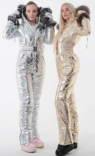 argentum silver and gold suits