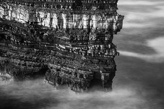 _DSC2349 (raleighmike40) Tags: dun briste mayo sea stack sony a7r2 85mm bw 10 stop filter long exposure