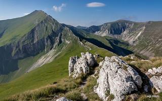 Sibillini - Pizzo Berro e Bove Sud
