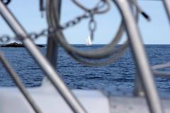 Sailing (Fencejo) Tags: canon400dxti canonef28105mmf3545usm landscape mediterráneo seascape sea