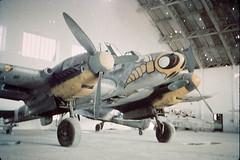 Me Bf 110 ZG 1 ZG 26 Montecorvino Italy 1943 JEC 00115 Maker: W Skinner (ww2color.com) Tags: me110 bf110 messerschmitt luftwaffe zg1 zg26