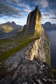 Segla mountain