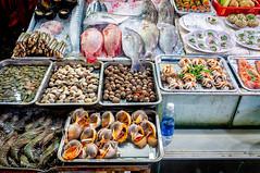 Phu Quoc, Vietnam (Kevin R Thornton) Tags: nightmarket shellfish market nikon travel food fish phuquoc d90 trade business vietnam seafood duongdong thànhphốphúquốc tỉnhkiêngiang vn