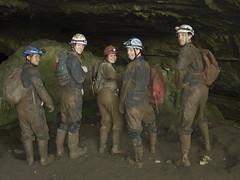 RED00449 (David J. Thomas) Tags: caves caving speleology class lab biology lyoncollege blowingcave cushman arkansas students
