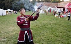 Zrínyi Ünnep Szigetvár 2018-09-08 (21) (neonzu1) Tags: zrínyiünnepszigetvár20180908 szigetvár town festival people historicalreenactment firearm handcannon weapon costume