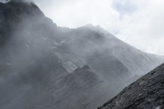 Tour de l'Oisans et des Écrins (GR54) (Kitty Terwolbeck) Tags: ecrins alps france frenchalps mountains outdoors hiking trekking nature adventure huttentrektocht snp groepsreis travel bergwandelen gr54 tourtheoisans tourdeloisans oisans alpen fransealpen hautesalpes coldevallonpierre isère