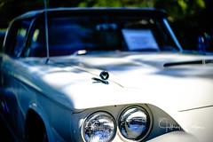 1959 T-Bird (Jeffrey Balfus (thx for 3 Million views)) Tags: cglg carguys cars saratoga california unitedstates us sonya9mirrorless sonyalpha sonyilce9 fullframe sonyfe282470gm sel2470f28gm tbird ford thunderbird emblem mascot