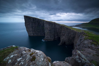 Faroe cliffs