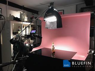 Bluefin TV - Camera, Sound & Lighting Hire