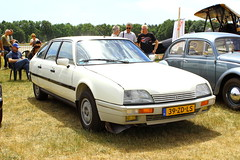 1987 Citroën CX 22 TRS (Dirk A.) Tags: 39zdls sidecode6 1987 citroën cx 22 trs
