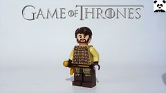 30 - Renly Baratheon (S2) - Lord of Storm's End (Random_Panda) Tags: lego figs fig figures figure minifigs minifig minifigures minifigure purist purists character characters films film movie movies tv show shows toy game thrones castle black the wall stark snow baratheon renly storms end