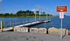 Kayak Launch (A Tidewater Gardener) Tags: virginia backriver hampton grandviewbeach kayaking