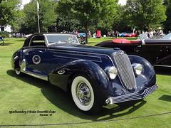 1934 Duesenberg J Graber Convertible Coupe (JCarnutz) Tags: 1930 duesenbergj graber convertible concoursdelegance innatstjohns plymouth