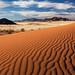 Namib Rand dune pattern